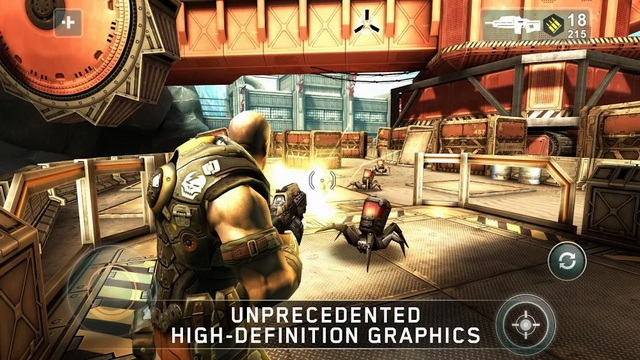 Shadowgun Legends - Best HD Games