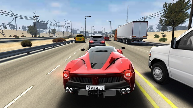 Traffic Tour - Best HD Games