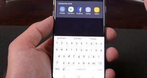 How to Turn off Galaxy S8 AutoCorrect