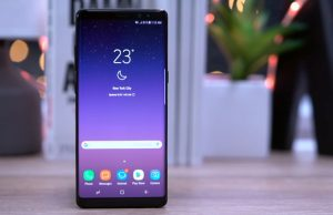 How to take a Screenshot on the Galaxy Note 8