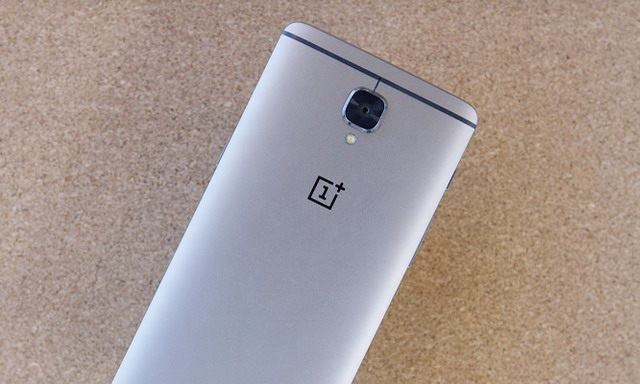 How to take a screenshot on OnePlus 3