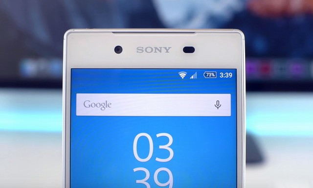 How to Take a Screenshot on Sony Xperia Z5