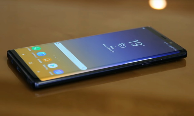 How to Change the Galaxy Note 9 Navigation Bar