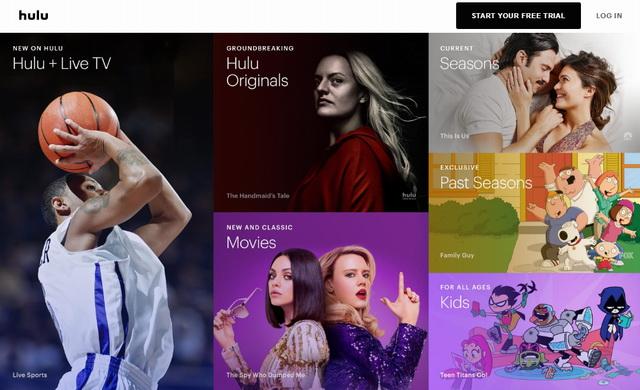 Hulu Plus - Best Netflix Alternative
