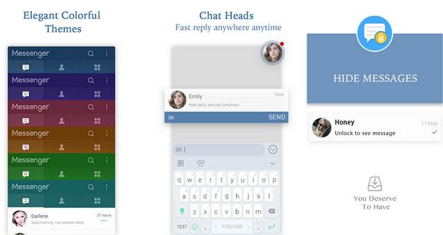 Privacy Messenger - Hide Text Messages
