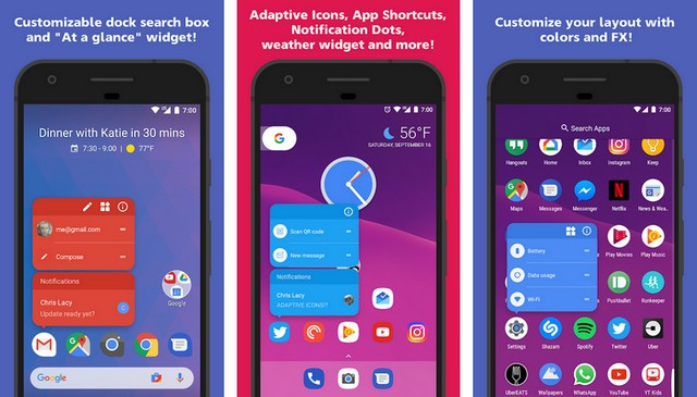 Action Launcher - Best Android Launchers