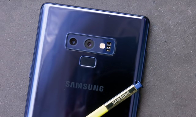 how to enable USB Debugging Mode on Samsung Galaxy Note 9
