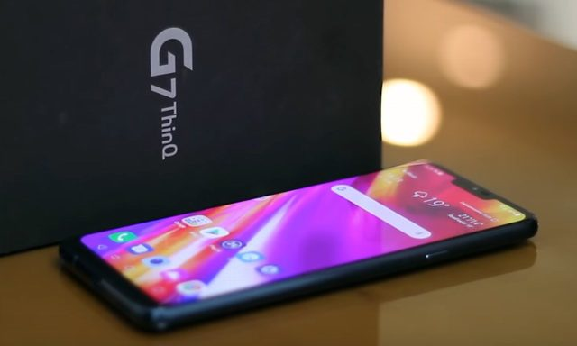 how to clear cache on LG G7
