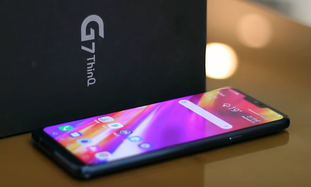 How to Wipe Cache Partition on LG G7 ThinQ