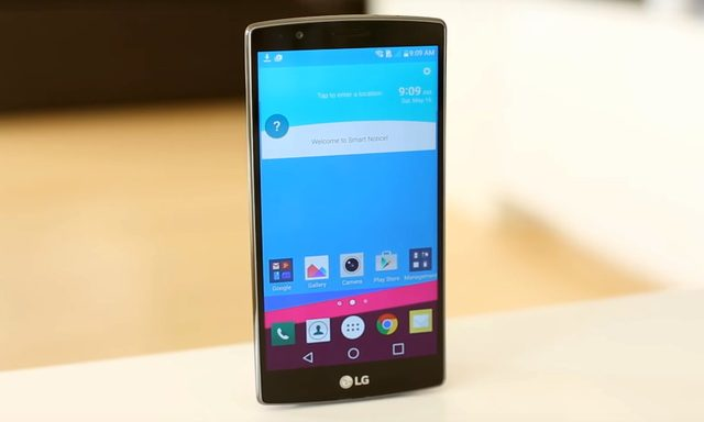 How to Create a Folder on LG G4
