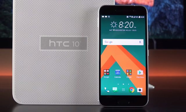 How to Disable Bloatware on your HTC 10