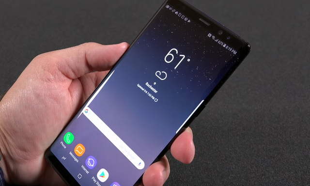 How to Fix Samsung Galaxy Note 8 Screen Color Problems