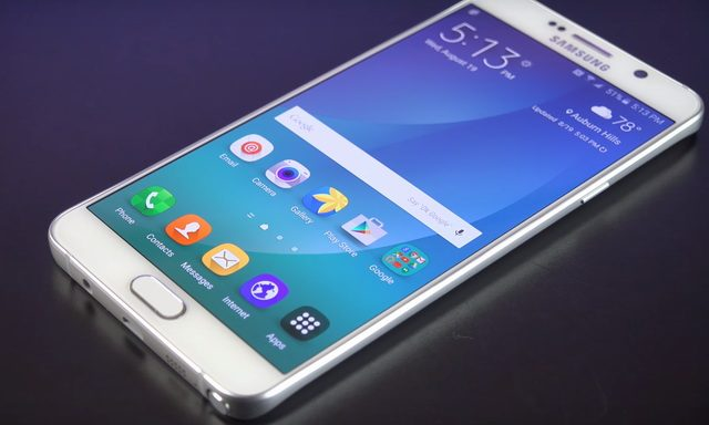 How to factory reset your Samsung Galaxy Note 5