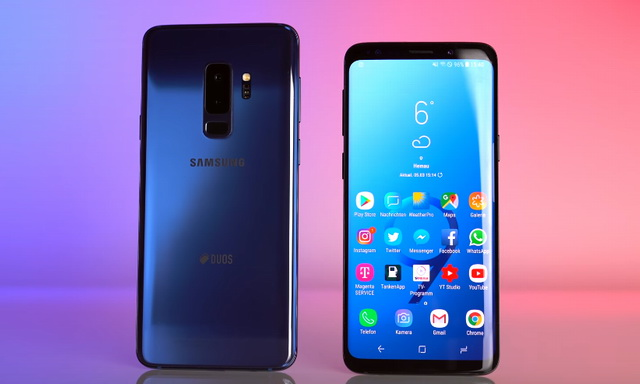 How to uninstall apps on Galaxy S9