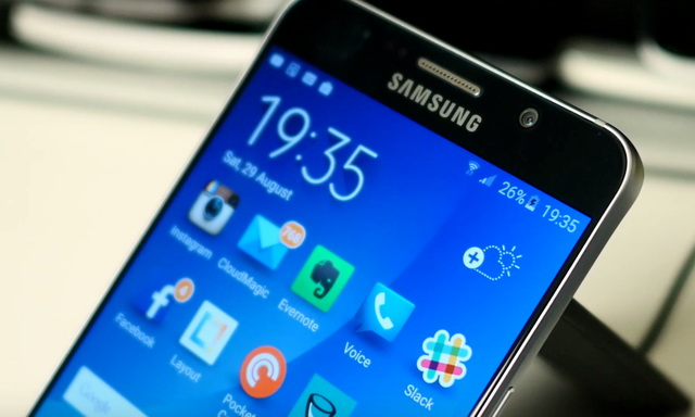 How to uninstall apps on Samsung Galaxy Note 5
