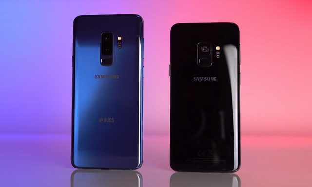 How to Take a Screenshot on Samsung Galaxy S9 Plus