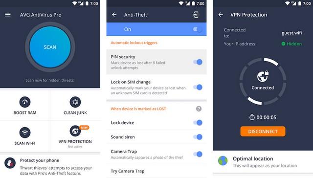 AVG AntiVirus 2019 for Android