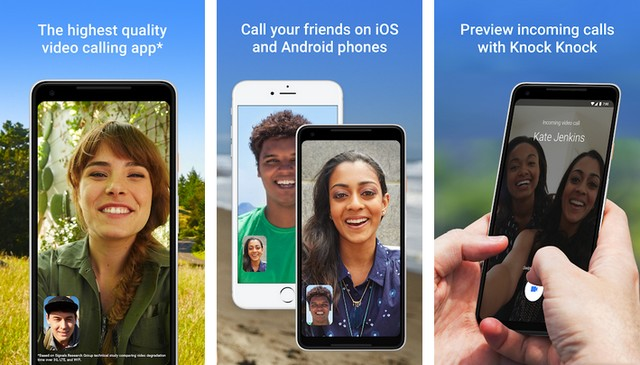 Google Duo - Free Calls Apps for Android
