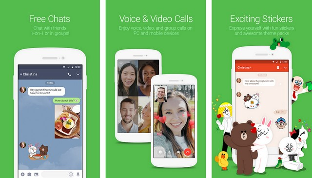 Line - Video Chat Apps