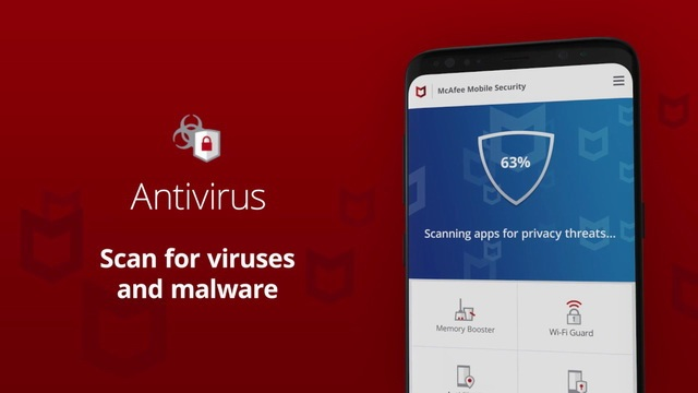 McAfee Mobile Security and Antivirus