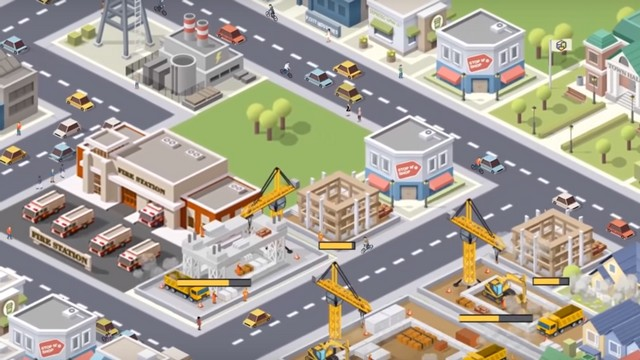 Pocket City - Offline Android Game