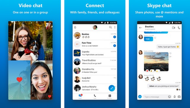 Skype - Video Chat Apps