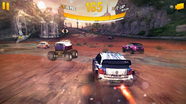 Asphalt Xtreme Rally Racing