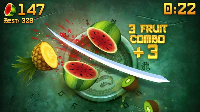 Fruit Ninja - Action Games
