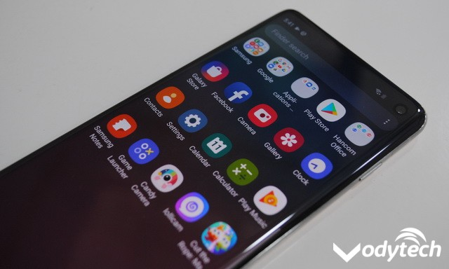 How to clear app cache on the Samsung Galaxy S10