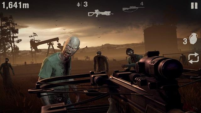 Into the Dead 2 : Zombie Survival