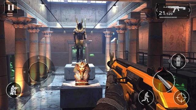 Tempur Modern 5 - Game FPS Android Terbaik