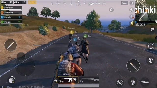 PUBG Mobile - FPS Games