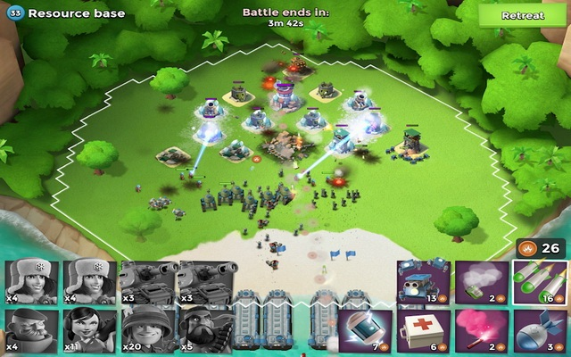 10 Best Kingdom Building Games like Clash of Clans - VodyTech