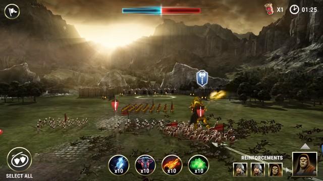 Dawn of Titans - Kingdom Building Game