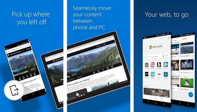 Microsoft Edge - Android Browser