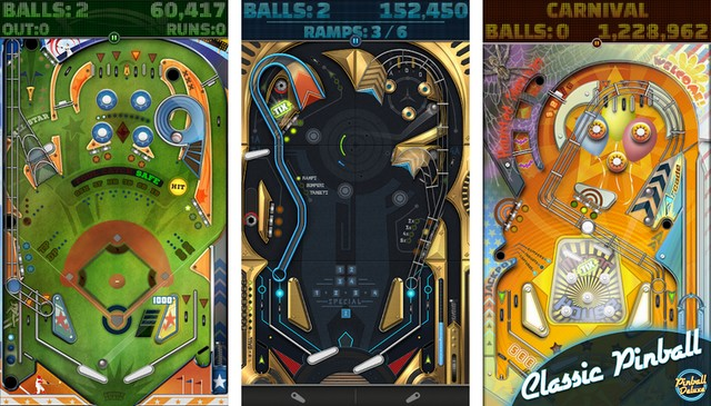 Pinball Deluxe Reloaded - Arcade Game