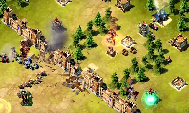 The Best Kingdom Building Games like Clash of Clans