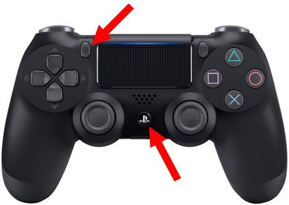 connect a PS4 Controller with Android