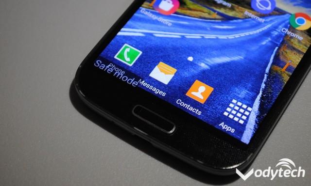 Boot Samsung Galaxy S4 into Safe Mode