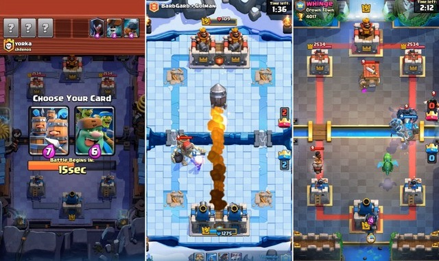 Clash Royale - Multiplayer game for iPhone