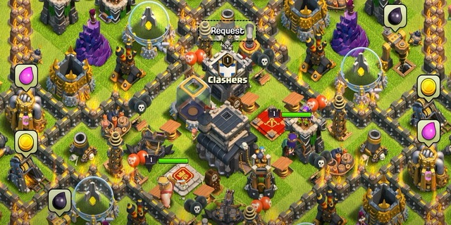 Clash of Clans - Multiplayer game for iPhone