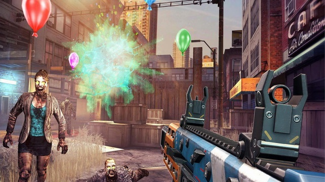 Dead Trigger 2 - FPS game for iPhone