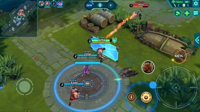 Paladins Strike - MOBA for Android