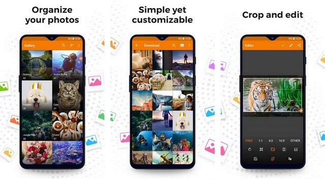 Simple Gallery Pro - Best Gallery App