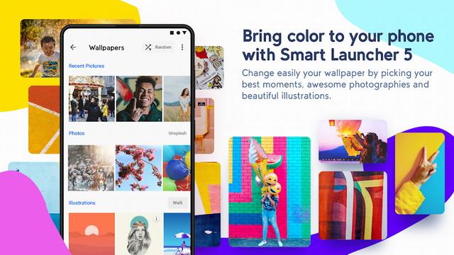 Smart Launcher 5 - Best AppLocks App