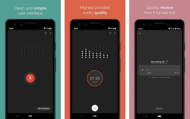Smart Recorder by SmartMob