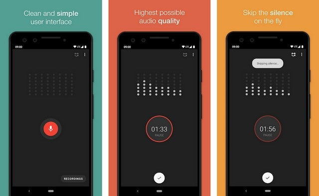 Smart Recorder by SmartMob
