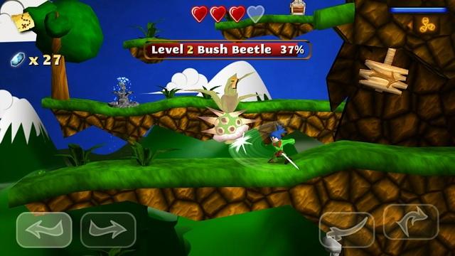Swordigo - Adventure Game for Android