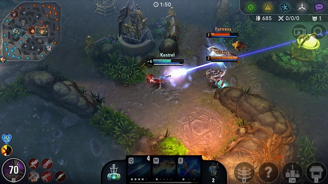 Vainglory - MOBA for Android