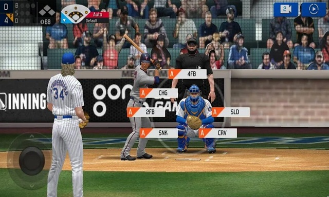 Best Baseball Games for Android
